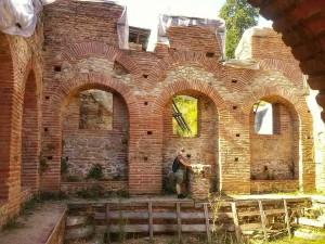 Roman bath - Bansko