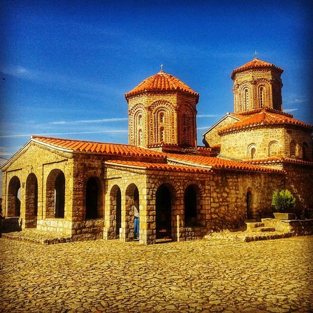 St. Naum monastery - Ohrid