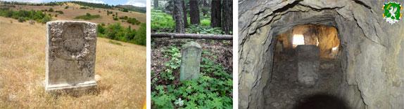 Дел од остатоците од Првата Светска војна во општина Новаци дф