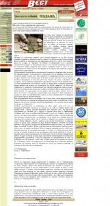 VEST - Macedonian daily newspaper_Pajonska_korumpirana_sveshtenichka